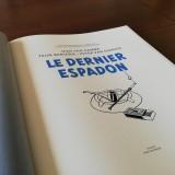 Tirage de luxe unique Le Dernier Espadon