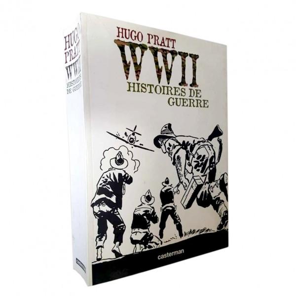 Pratt - WWII Histoires de guerre - Intégrale N&B