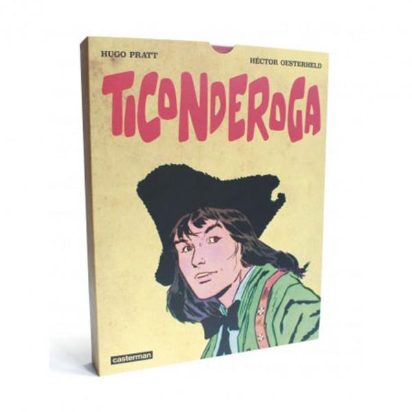 Ticonderoga - Hugo Pratt