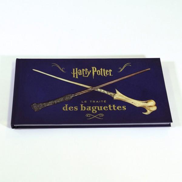 Harry Potter, coffret le traité des baguettes