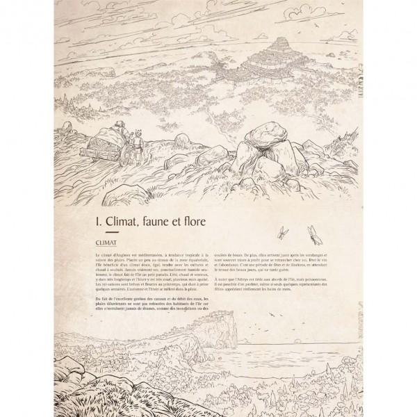 Tirage de tête Les 5 terres : Angleon, Intégrale du premier cycle