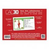 CAC3D - Franquin - Couverture Spirou & Cie