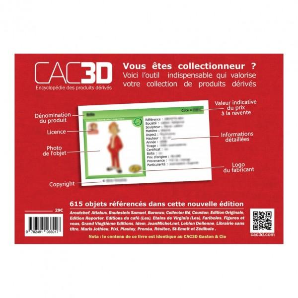 CAC3D Franquin Spirou & Cie cover