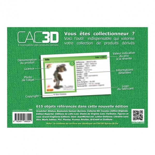 CAC3D - Franquin - Couverture Gaston & Cie