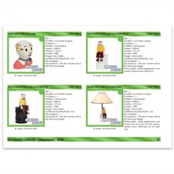 Album CAC3D Hergé & Co (french Edition)