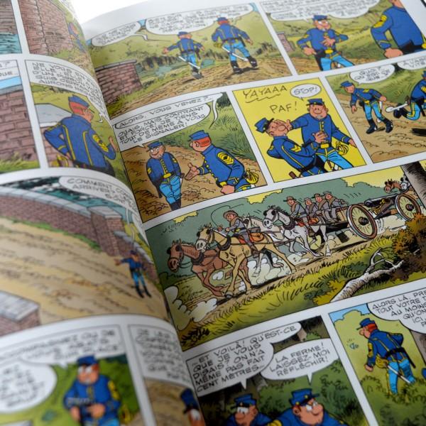 Rombaldi Tuniques Bleues - Volume 10