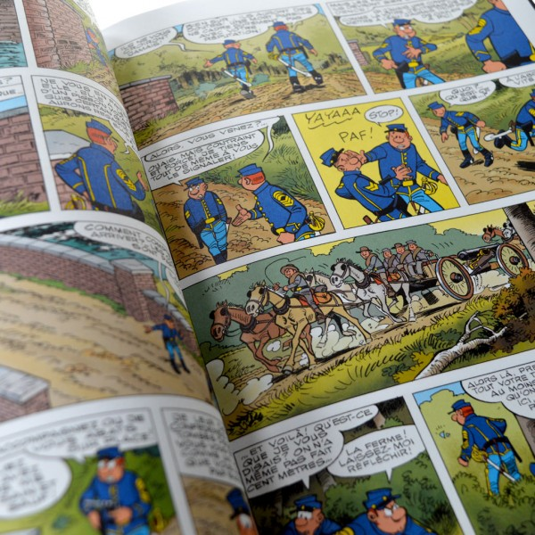 Rombaldi Tuniques Bleues - Volume 11