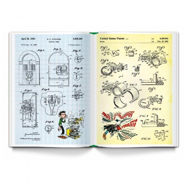 Gaston - Le livre des inventions