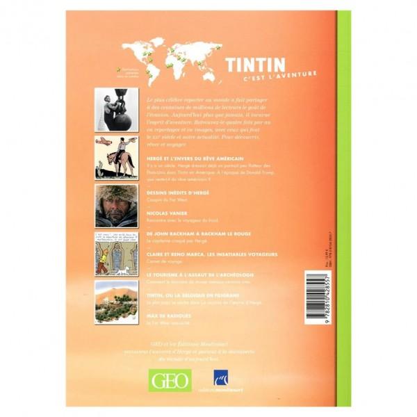 Magazine Géo Tintin, Vol.4 America (french Edition)