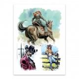 Deluxe Album Wild West Vol.1 Calamity Jane (french Edition)