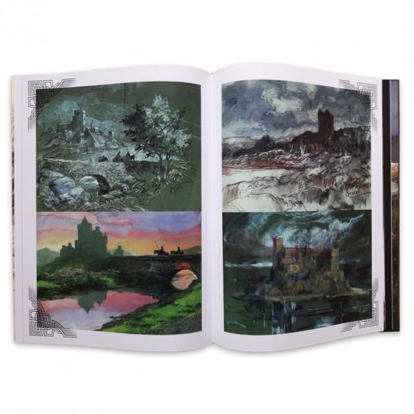 Deluxe album Complainte des Landes Perdues Cycle 1 Sioban (french Edition)