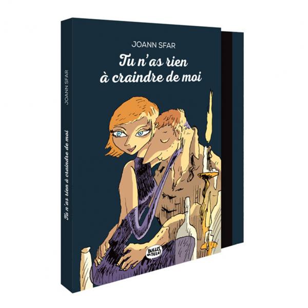 Deluxe album Tu n'as rien à craindre de moi (french Edition)