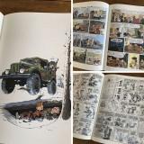 Luxury Print Spirou with The Soviets