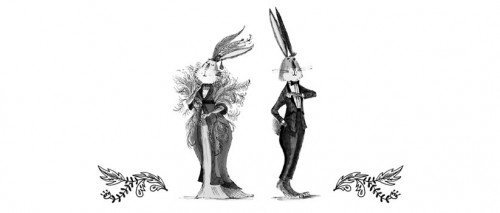 Les lapins de la couronne d'Angleterre