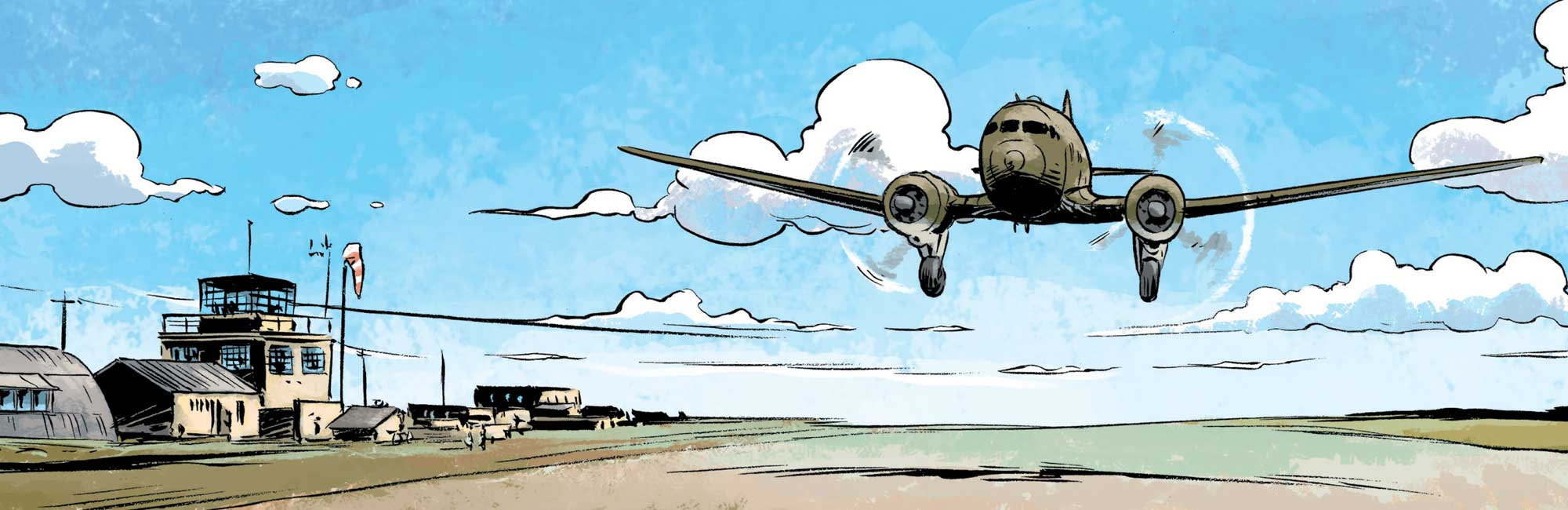 Ciel sans pilote